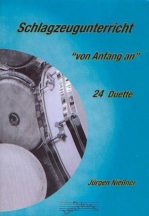 Nießner, Jürgen: 24 Duette