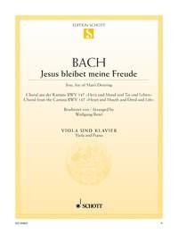 Bach, Johann Sebastian: Jesus bleibet meine Freude