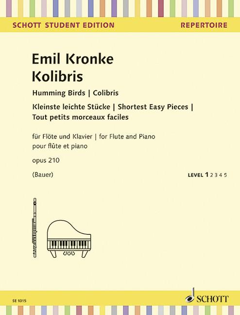 Kronke, Emil: Kolibris