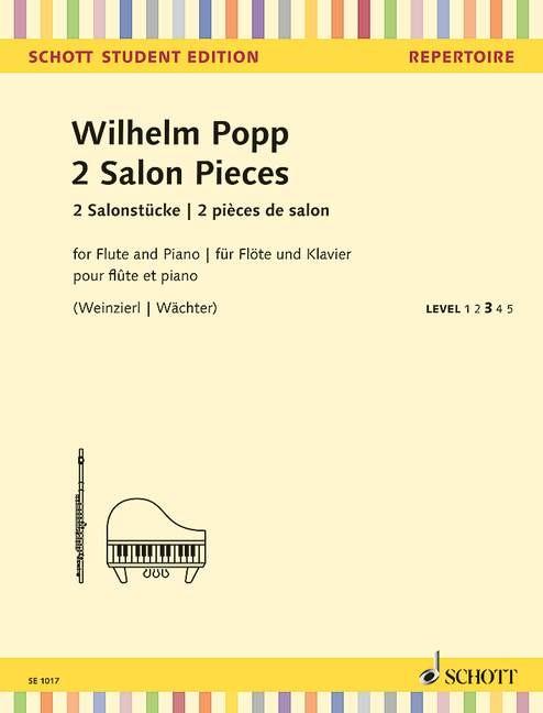 Popp Wilhelm: 2 Salonstücke