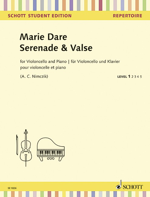 Dare Marie: Serenade + Valse