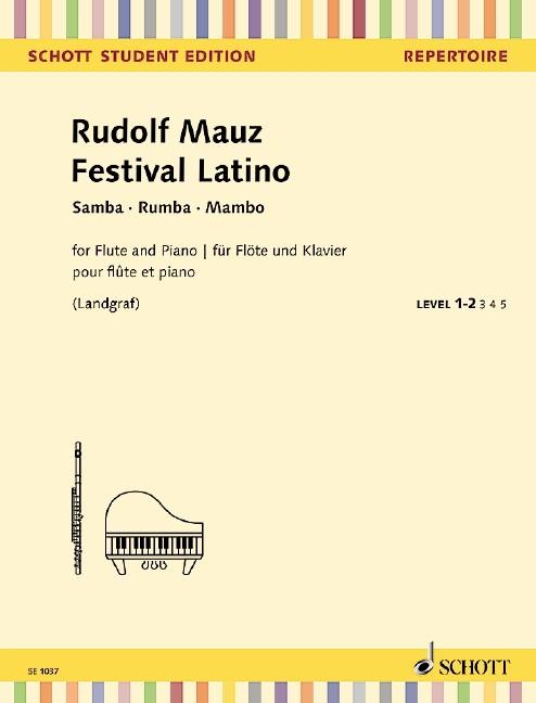 Mauz Rudolf: Festival Latino