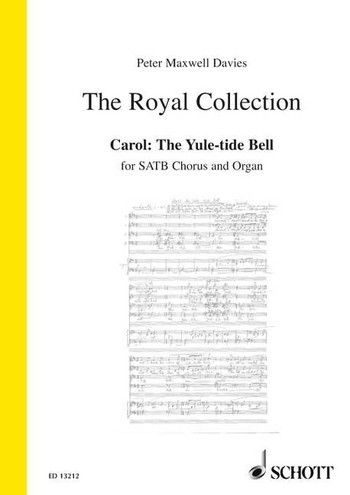 Maxwell Davies, Sir Peter: Carol The Yule-tide Bell