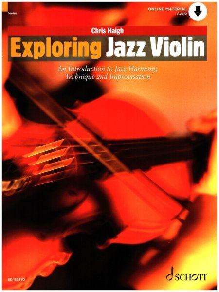 Haigh Chris: Exploring Jazz violin