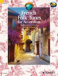 Grainger, Murray (Hrsg.): French Folk Tunes for Accordion