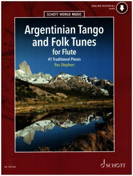 Ros, Stephan: Argentinian tango and folk tunes