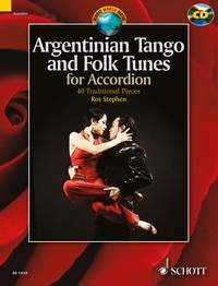 Rosser, Pete / Stephen, Ros: Argentinian Tango and folk tunes