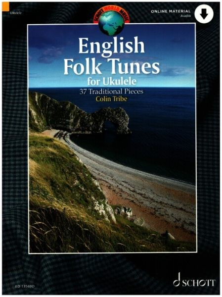 Tribe, Colin: English folk tunes