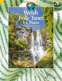 Carson Turner, Barrie: Welsh Folk Tunes for Piano