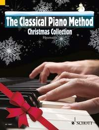 Heumann, Hans-Günther: The classical piano method - christmas collection