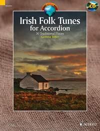 Telfer, Gemma (Hrsg.): Irish Folk Tunes for Accordion