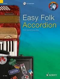 : Easy Folk Accordion