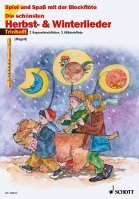 Magolt, Hans & Marianne: Die schönsten Herbst- und Winterlieder