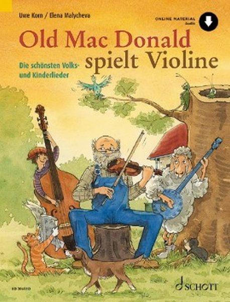 Korn, Uwe (Bearb.): Old MacDonald spielt Violine
