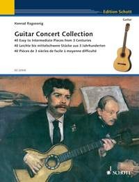 Ragossnig, Konrad: Guitar Concert Collection