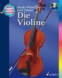 Wüstehube, Bianka: Die Violine