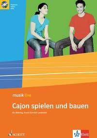 Schmidt-Landmeier, Arend: Cajon spielen und bauen