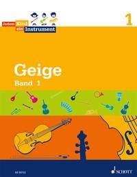 JeKi: Jedem Kind ein Instrument - Violine 1