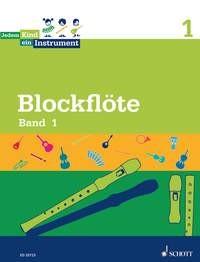 JeKi: Jedem Kind ein Instrument - Blockflöte Bd. 1
