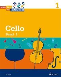 JeKi: Jedem Kind ein Instrument - Bd. 1 -Violoncello