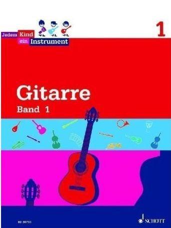 JEKI: Jedem Kind ein Instrument - Gitarre 1