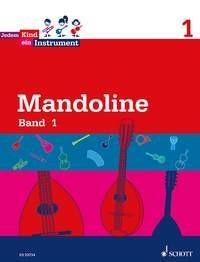 Hoffmann, Ilka: JeKi - Mandoline Band 1
