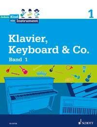 Jeki: Jedem Kind ein Instrument -  Klavier, Keyboar & Co.