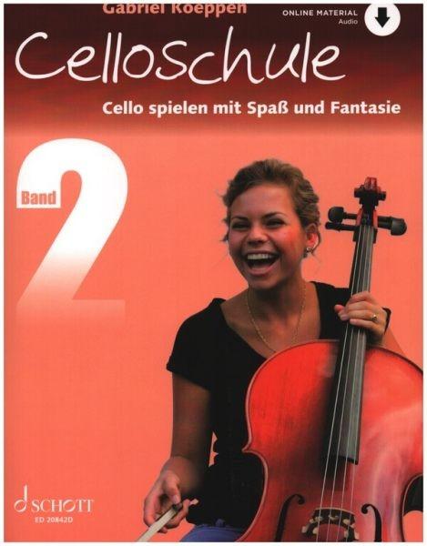 Koeppen, Gabriel: Celloschule Bd. 2