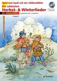 Magolt, Marianne + Hans: Die schönsten Herbst- und Winterlieder