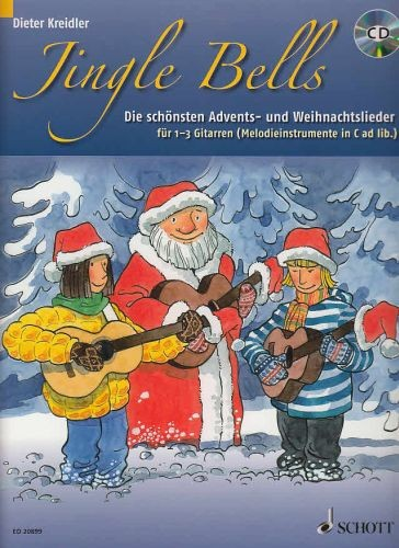 Kreidler, Dieter: Jingle Bells