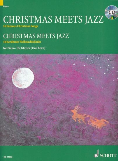 Korn, Uwe: Christmas Meets Jazz