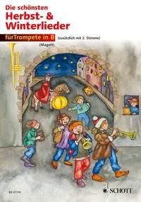 Magolt, Hans +Marianne: Die schönsten Herbst- und Winterlieder