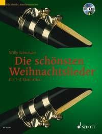 Schneider, Willy (1907-1983): Die schönsten Weihnachtslieder