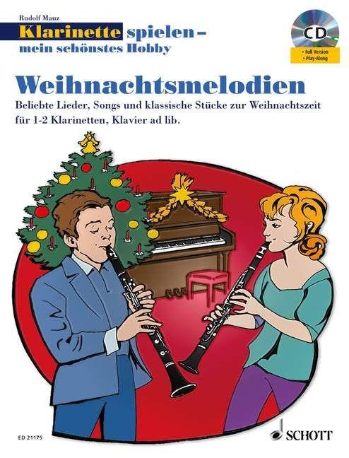 Mauz, Rudolf: Weihnachtsmelodien