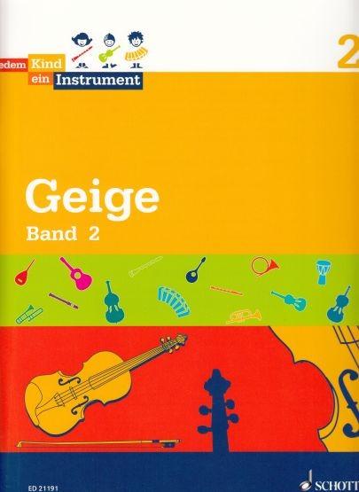 JeKi: Jedem Kind ein Instrument - Violine 2
