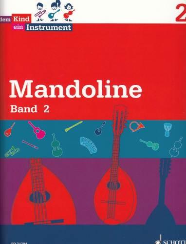 Wolters, Burkhard + Trekel, Steffen: JeKi - Mandoline Band 2