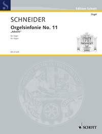Schneider, Enjott: Sinfonie 11- Advent