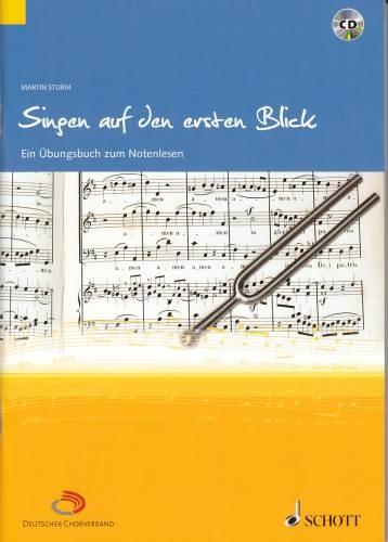 Sturm, Martin: Singen auf den ersten Blick