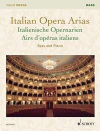 Licciarda, Francesca (Hrsg.): Italian Opera Arias