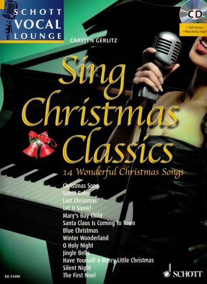 Gerlitz, Carsten: Sing Christmas Classics
