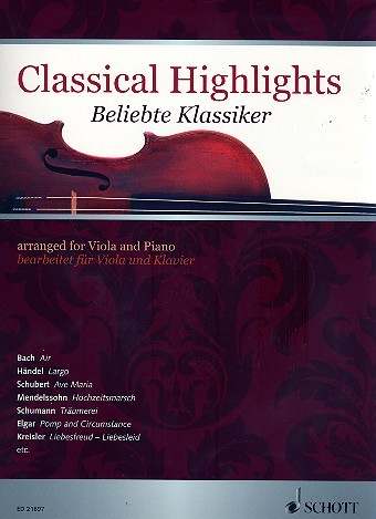 Mitchell, Kate: Classical Highlights