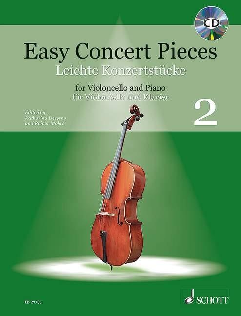Mohrs, Rainer / Deserno, Katharina: Easy Concert pieces 2
