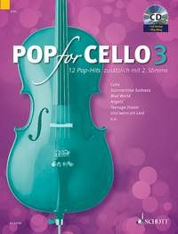 Schmid, Sonja Lena: Pop For Cello