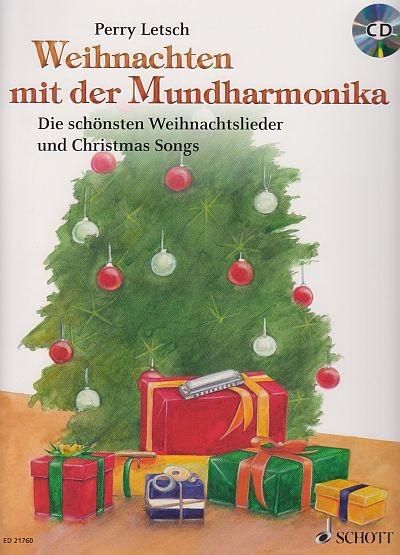 Letsch, Perry: Weihnachten mit der Mundharmonika