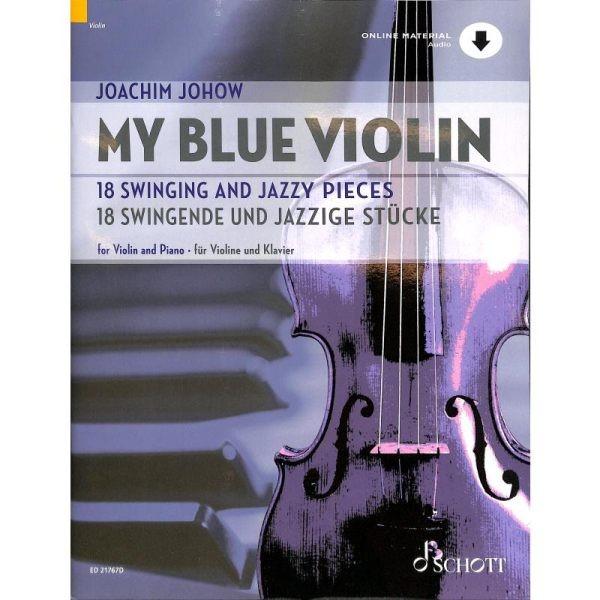 Johow Joachim: My blue violin