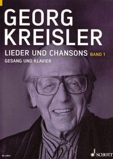 Kreisler, Georg (1922): Lieder und Chansons