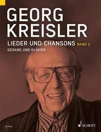 Kreisler, Georg: Lieder und Chansons 2