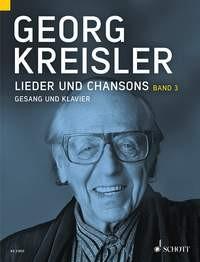 Kreisler, Georg (1922): Lieder und Chansons 3