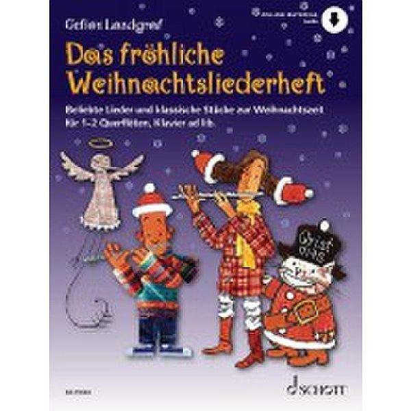 Landgraf, Gefion: Das fröhliche Weihnachtsliederheft