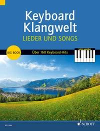 Boarder, Steve: Keyboard Klangwelt Lieder und Songs